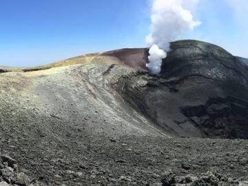 crateri sommitali dell